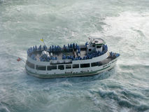 Maid of The Mist Stock Photo