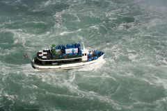 Maid of the Mist Royalty Free Stock Photo