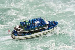 Maid of the mist Stock Photos