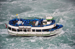 Maid of the Mist, Niagara Falls Stock Photos