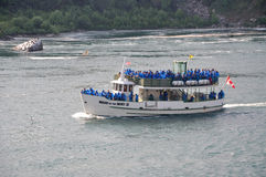 Maid of the Mist, Niagara Falls Royalty Free Stock Photo