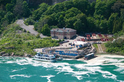 Maid of the Mist Tour Boat Royalty Free Stock Image