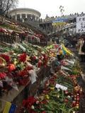 Maidan Imagen de archivo libre de regalías
