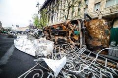 Maidan Nezalezhnosti Royalty Free Stock Images