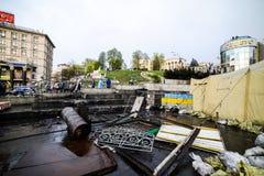 Maidan Nezalezhnosti Royalty Free Stock Image