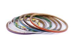 Maiden rings-bracelets Royalty Free Stock Photos