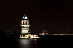 Maiden's Tower Stock Images