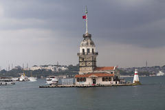 The Maiden's Tower Stock Photos