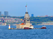 The Maiden's Tower Stock Photography