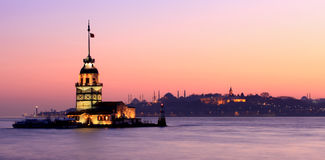 Maiden's Tower Stock Photography