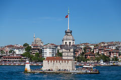 Maiden's Tower Stock Image