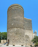 Maiden Tower in Baku, Azerbaijan Royalty Free Stock Photos