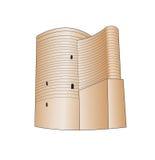 Maiden tower baku Stock Images