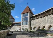 Maiden Tower Neitsitorn in Tallinn, Estonia Royalty Free Stock Image
