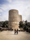 Maiden Tower Stock Photos