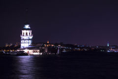 Maiden Tower Stock Image