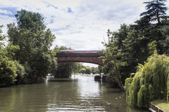 Maidenhead Railway Bridge Royalty Free Stock Photo