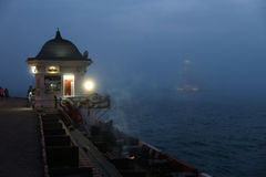 Maidens Tower in Bosphorus Strait, Istanbul Royalty Free Stock Photos