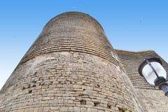 MaidenTower in Baku. Maiden Tower in Baku,  Azerbaijan Stock Image