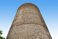 MaidenTower in Baku. Maiden Tower in Baku,  Azerbaijan Stock Photos
