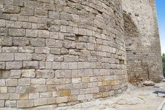 MaidenTower w Baku zdjęcia stock