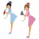 Maids Stock Photography