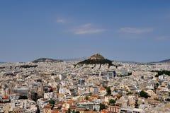 Maifeiertag in Athen Stockfoto