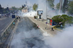 Maifeiertag in Istanbul Lizenzfreie Stockfotos