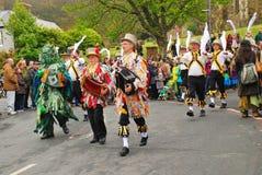 Maifeiertag Morris, Hastings Stockfoto