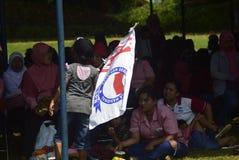 Maifeiertag in Semarang-Stadt Lizenzfreie Stockfotos
