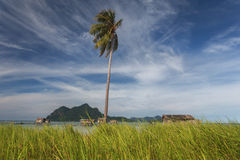 Maiga Island, Borneo Royalty Free Stock Image