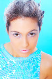 Maike. ColorFull Fotografia Stock