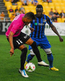 Maikel Chang, Midfielder, Charleston Battery. Charleston Battery Midfielder Maikel Chang #12 Royalty Free Stock Photography