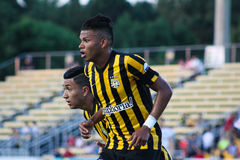 Maikel Chang, Midfielder, Charleston Battery. Charleston Battery Midfielder Maikel Chang #12 Royalty Free Stock Images