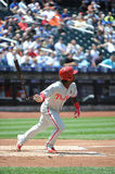 Maikel Franco immagine stock
