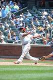 Maikel Franco. Philadelphia Phillies 3B Maikel Franco Stock Photo