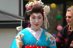 Maiko 免版税库存照片
