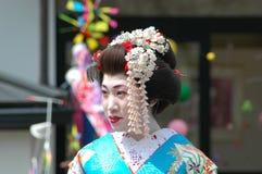 Maiko Arkivbild