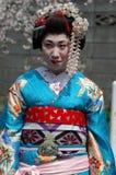 Maiko 图库摄影