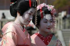 Maiko Fotografering för Bildbyråer