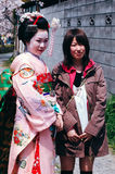 Maiko Royalty Free Stock Images