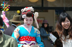 Maiko Royalty Free Stock Photos