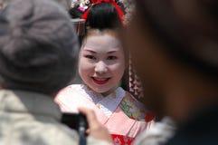 Maiko Royalty Free Stock Photography