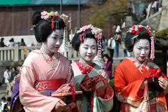 Maiko Royalty Free Stock Photography