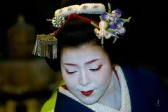 Maiko, Kyoto, Japan Royalty Free Stock Image