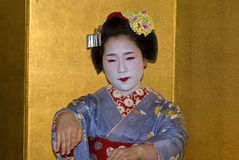 Maiko, Kyoto, Japan Stock Photography