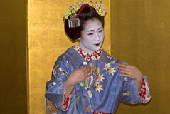 Maiko, Kyoto, Japan Stock Image