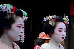 Maikos, Kyoto, Japan Stock Photography