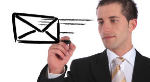 Mail Royalty Free Stock Photos