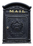 Mail. Close-up of a mail box Stock Photos